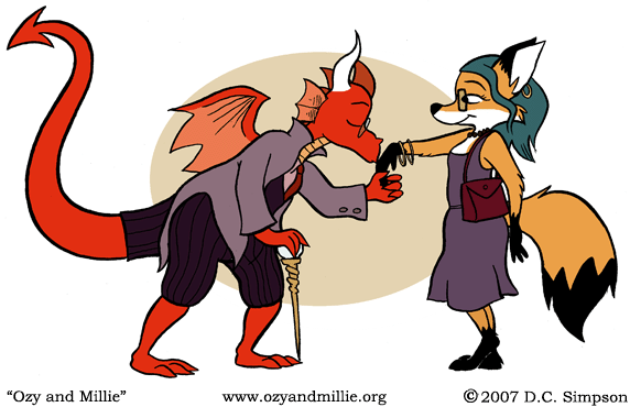 Ozy and Millie: Chivalry